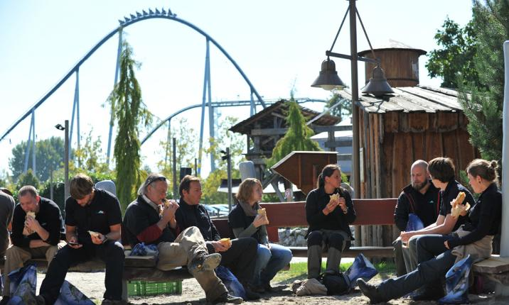 Europapark Corporate Event Incentive Teambuilding Teamevent